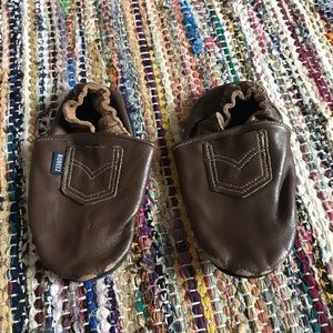 Robeez walking shoes